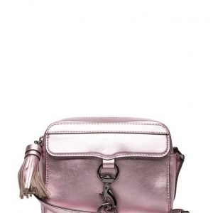 Rebecca Minkoff Metallic Mab Camera Bag pikkulaukku