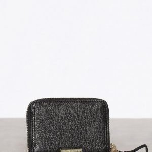 Rebecca Minkoff Mini Regan Zip Wallet Lompakko Musta