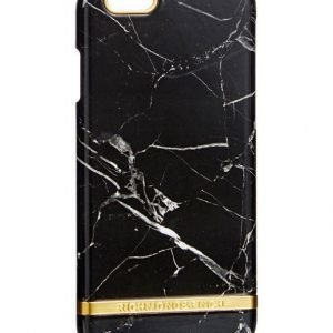 Richmond & Finch Black Marble Iphone 6 / 6s Suojakuori
