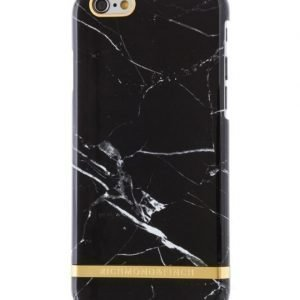 Richmond & Finch Richmond & Finch Marble Iphone 6 Plus Black Marble