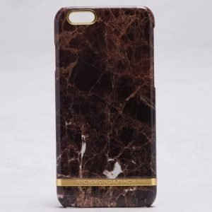 Richmond & Finch Richmond & Finch Marble iPhone 6 Brown Marble