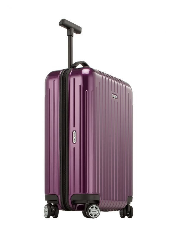 Rimowa 150 Edited Collection Nro 17 Salsa Air Cabin Multiwheel Matkalaukku 55 Cm