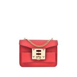 Roberta M Aw18 Rm 3103 Käsilaukku Punainen