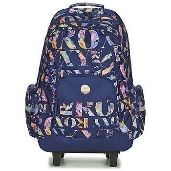Roxy FREE SPIRIT pyörillä kulkeva koululaukku