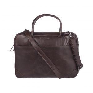 Royal Republiq Explorer Laptop Bag Double Nahkalaukku
