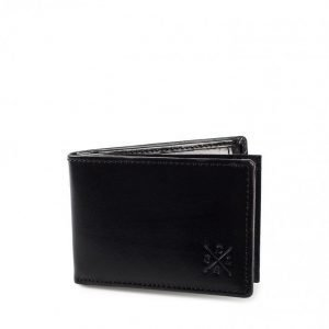 SDLR Rybakken Wallet Lompakko Musta