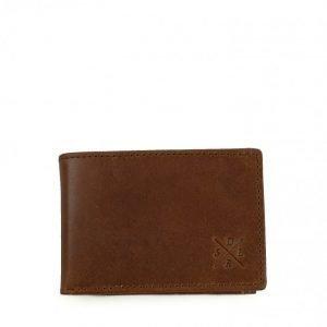 SDLR Rybakken Wallet Lompakko Ruskea