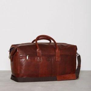 SDLR SDLR Bag Male Viikonloppulaukku Mid Brown
