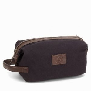 SDLR Wembley Toilettilaukku Brown
