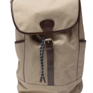 Saddler Saddler 10916 Canvas Backpack Khaki