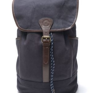 Saddler Saddler 10916 Canvas Backpack Navy