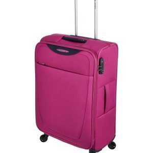 Samsonite Base Hits Spinner Expandable Matkalaukku 66 Cm