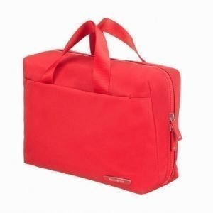 Samsonite Carry On Bag Kosmetiikkalaukku Punainen