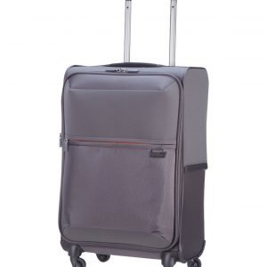 Samsonite Short Lite Spinner Expandable Matkalaukku 66 Cm