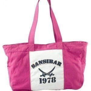 Sansibar Laukku Pinkki