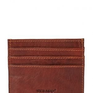 Sebago Leather Card Holder lompakko