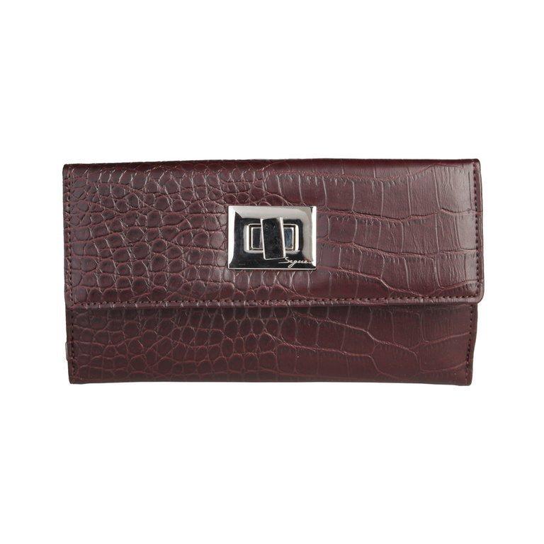 Segue Red BROWN lompakko