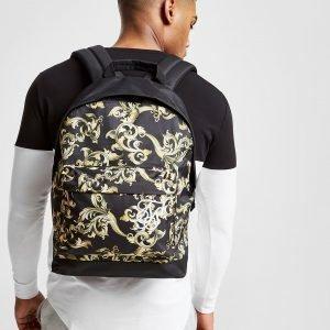 Siksilk Venetian Backpack Reppu Musta