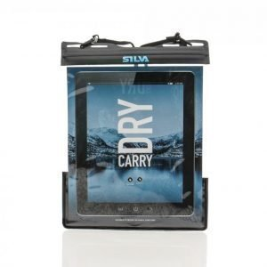 Silva Carry Dry Case L Vedenpitävä Laukku Musta