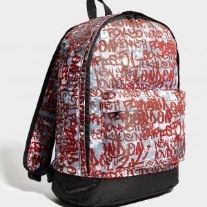 Sonneti Vandal Backpack Reppu Punainen
