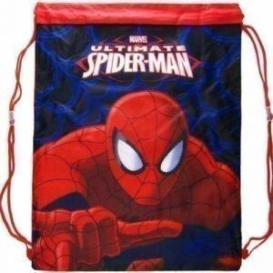 Spiderman jumppapussi gymnastikpåse