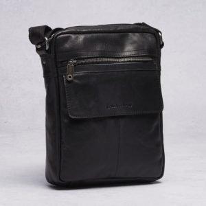 Spikes & Sparrow Spikes & Sparrow Crossbody Bag Zip Black