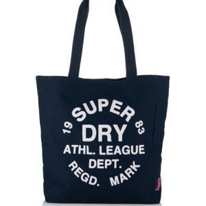 Superdry Athletic League Kangaskassi Laivastonsininen