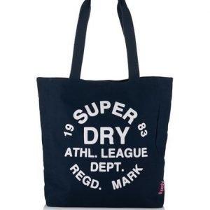 Superdry Athletic League Kangaskassi Laivastonsininen