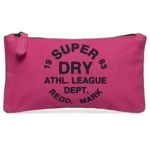 Superdry Athletic League Penaali Vaaleanpunainen