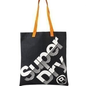 Superdry Calico Kassi Musta