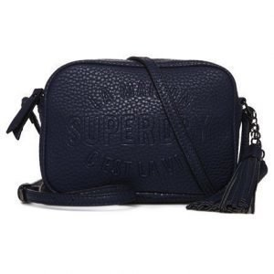 Superdry Delwen Cross Body Laukku Laivastonsininen