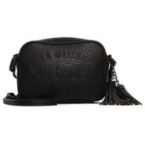 Superdry Delwen Cross Body Laukku Musta