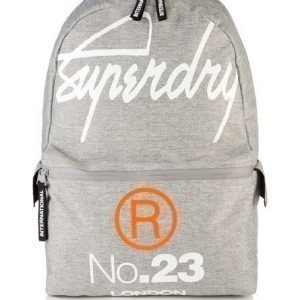Superdry International Montana Reppu Vaaleanharmaa 48b57295d1