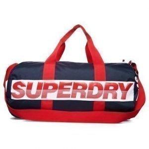 Superdry International Putkikassi Punainen