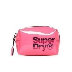 Superdry Mini Jelly Laukku Vaaleanpunainen