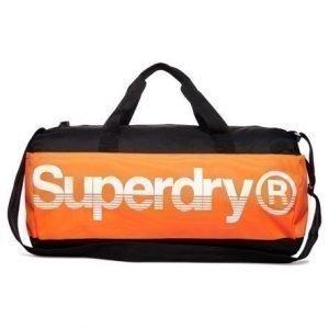Superdry Montana Putkikassi Oranssi