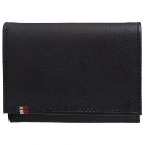 Superdry Premium Bi Fold Nahkalompakko Musta