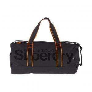 Superdry Retro Work Barrel Laukku