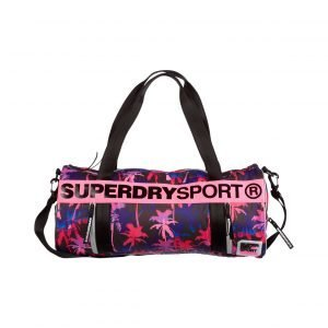 Superdry Sport Barrel Bag Putkikassi