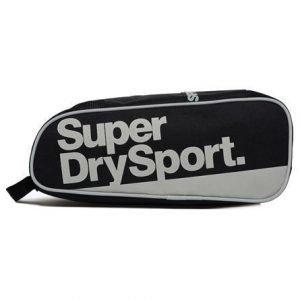 Superdry Super Kenkälaukku Musta