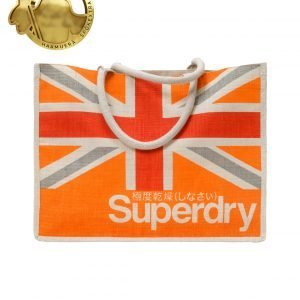 Superdry Super Life Large Tote Laukku
