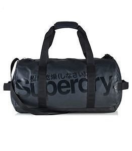 Superdry Tarp Barrell Black
