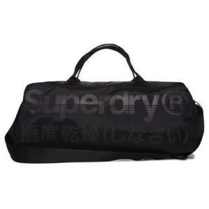 Superdry Trackmaster Putkikassi Musta