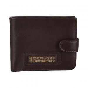 Superdry Wallet In A Tin Nahkalompakko