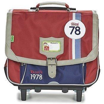 Tann's COLLECTOR COCCINELLE TROLLEY CARTABLE 38CM pyörillä kulkeva koululaukku