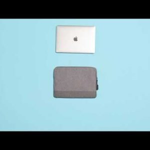 Targus Citylite 13'' Macbook Pro Sleeve Suojatasku Harmaa