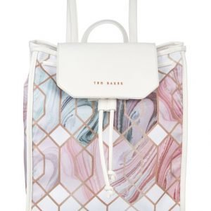 Ted Baker Aalex Sea Of Clouds Nylon Reppu