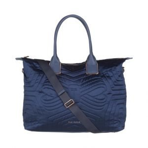 Ted Baker Agaria Quilted Bow Large Tote Laukku