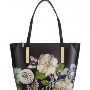 Ted Baker Agatha Gem Gardens Small Shopper Laukku