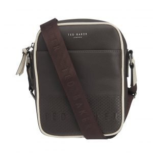 Ted Baker Aight Embossed Mini Flight Bag Laukku